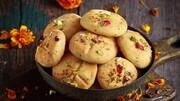 نحوه درست کردن شیرینی زعفرانی برای سفره عید نوروز + مواد لازم