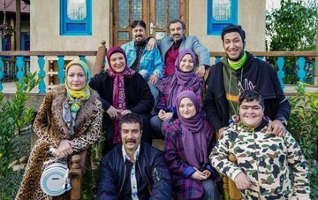 آغاز تصویربرداری سریال پایتخت در مازندران/ تصاویر