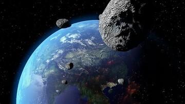 ناسا: یک سیارک «بالقوه خطرناک» از کنار زمین میگذرد