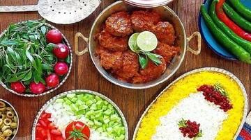 شامی نخودچی تهرانی به روش سنتی + طرز تهیه