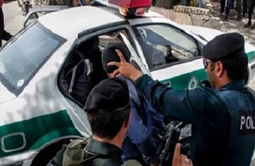 تجهیزات تروریستی که قصد بمب گذاری در تهران داشت/ عکس