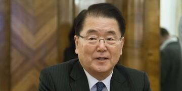 گفتگوی ظریف و وزیر خارجه کره جنوبی درباره داراییهای بلوکهشده ایران