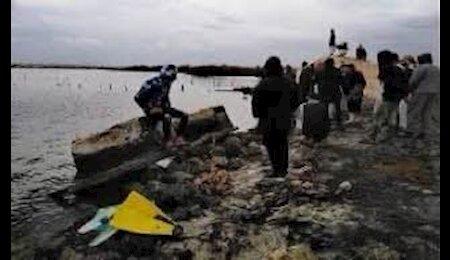 کشتی تفریحی با ۱۹ سرنشین در اسکندریه مصر غرق شد
