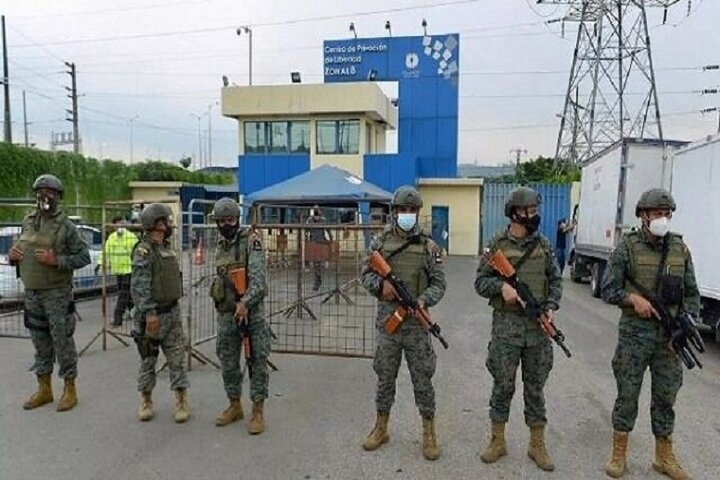 شورش در زندان های اکوادور ۶۷ کشته برجای گذاشت