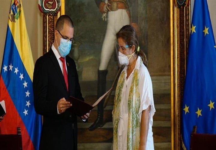 اخراج سفیر اتحادیه اروپا از ونزوئلا