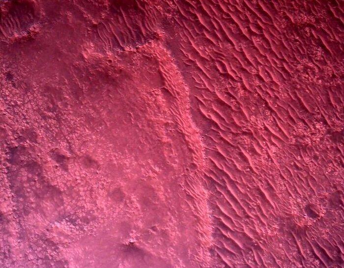 تصاویر ارسالی جذاب از سطح مریخ توسط کاوشگر استقامت