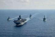 بیانیه ارتش چین درباره اقدامات تحریک آمیز در تنگه تایوان