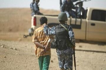ببر داعش دستگیر شد/ عکس