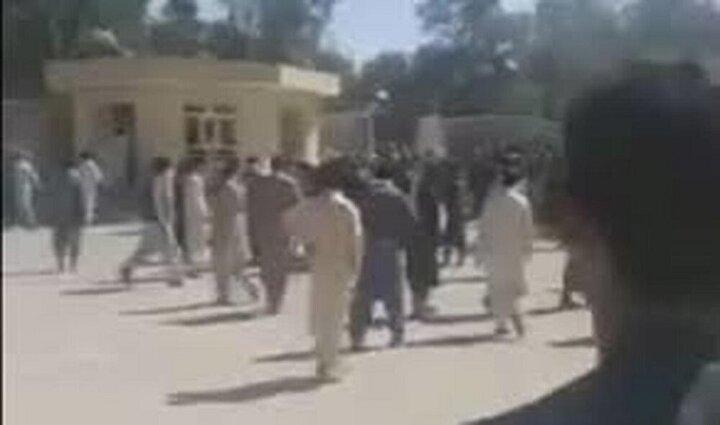 جزییات حمله به پاسگاه کورین سراوان با سلاحهای سبک و نارنجک