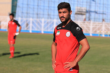 حضور بازیکن سابق پرسپولیس در لیگ عراق