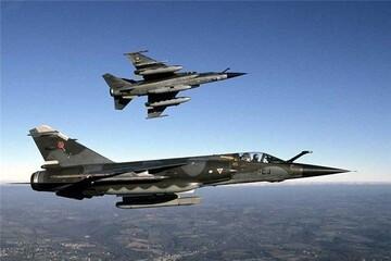 حمله هوایی آمریکا به مرز عراق و سوریه به دستور جو بایدن