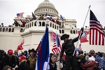 حامیان ترامپ قصد منفجر کردن ساختمان کنگره را دارند