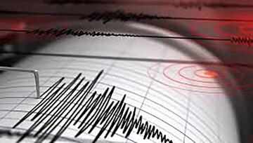 زلزله ۲.۸ ریشتری در فیروزکوه