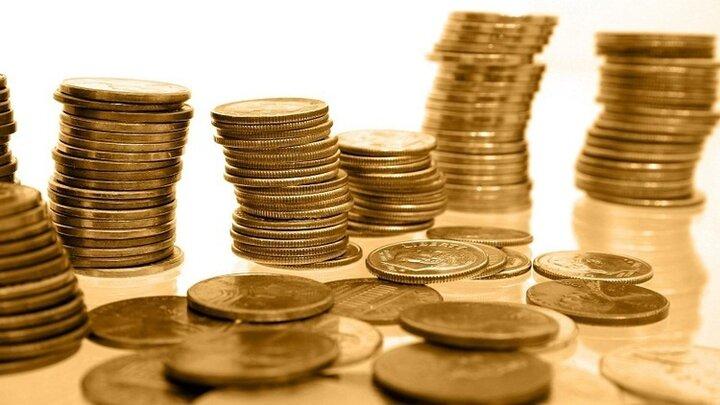 کاهش ۲۰۰ هزارتومانی قیمت سکه / قیمت انواع سکه و طلا، امروز ۸ اسفند ۹۹ + جدول