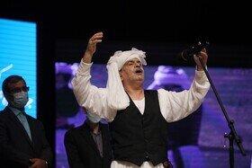 برگزاری اختتامیه سومین جشنواره موسیقی کیش / عکس