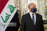 وزیر امور خارجه عراق وارد تهران شد