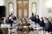 ظریف: اتفاقات اخیر در خاک عراق مشکوک است