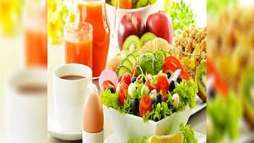 برنامه رژیم غذایی دو هفته ای برای کاهش ۷ کیلو وزن تا عید