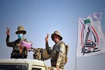 یورش داعش به حشد شعبی عراق ناکام ماند