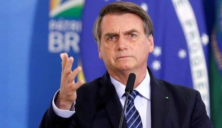 پیشنهاد عجیب رییس جمهور برزیل در روزهای کرونایی