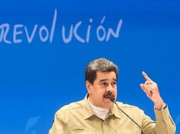 مادورو دستور تجدیدنظر در روابط با اسپانیا را صادر کرد