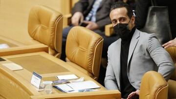 چه کسانی به علی کریمی رای دادند؟ / عکس