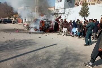 ۱۲ کشته و زخمی در پی انفجار در ولایت غزنی افغانستان