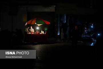 قطعی برق بازارها و مراکز پرتجمع در اهواز