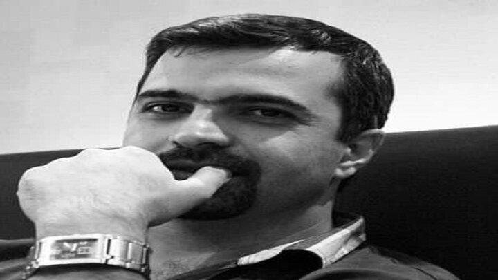 کرونا جان یک خبرنگار را گرفت / علی اکرمی درگذشت