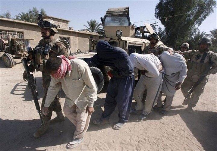 دستگیری ۹ داعشی در عراق