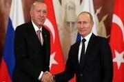 آمادهسازی مقدمات اجرای نشست تلویزیونی بین پوتین و اردوغان