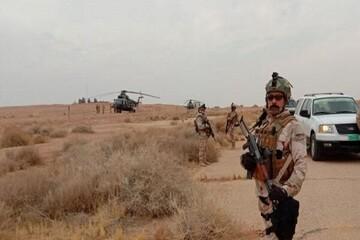 ۸ عنصر تکفیری داعش به دام ارتش عراق افتادند