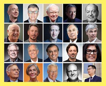 ثروتمندترین فرد آسیا کیست؟