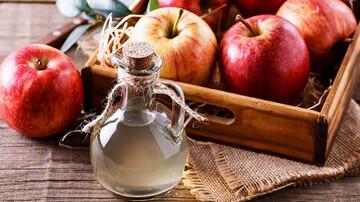 فواید سرکه سیب برای پوست سر | درمان شوره و خارش سر با سرکه سیب + طرز تهیه