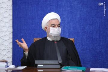 روحانی: از بس برجام بزرگ بود دنیا توطئه کرد کمر آن را بشکند / فیلم