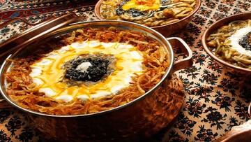 آش ابودردا، غذای سنتی شب چهارشنبه سوری + طرز تهیه