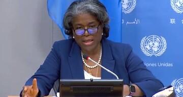نماینده آمریکا در سازمان ملل: هنوز با همتای ایرانی دیدار نداشتهام