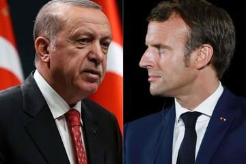 اردوغان فرانسه را به نژادپرستی متهم کرد