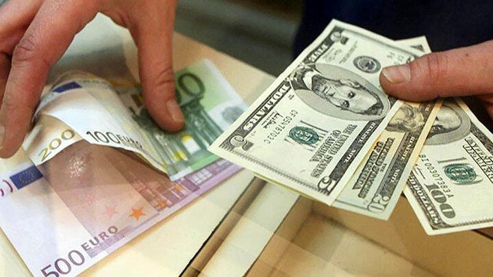 قیمت دلار و یورو امروز دوشنبه ۱۱ اسفند ۹۹