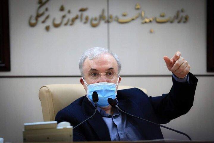 از وزیر جنازه جمع کن تا حیرت جهان از کنترل کرونا در ایران!