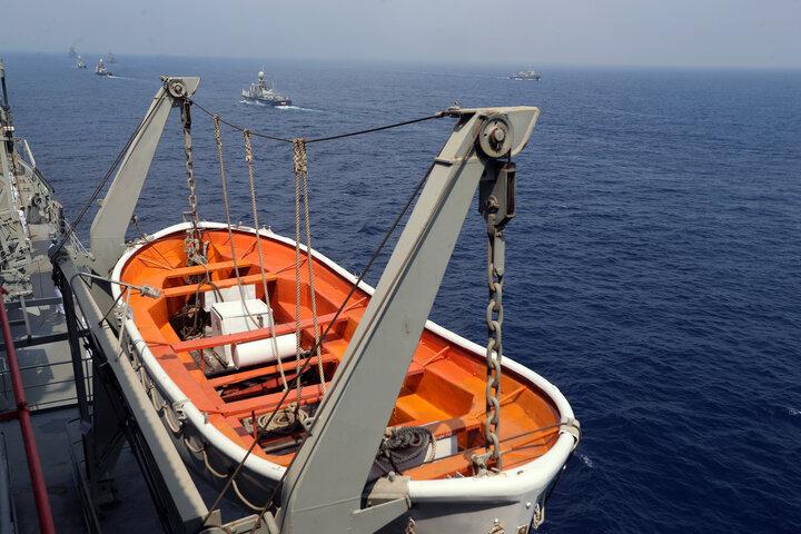 پیوستن ایران به جرگه کشورهای دارای گردشگری دریایی