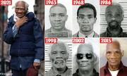 آزادی زندانی محکوم به حبس ابد پس از ۶۸ سال / تصاویر