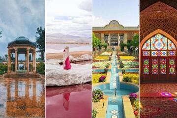 نگاهی به ۵ جاذبه گردشگری شیراز، شهر شعر و ادب