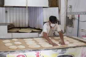 دست ۹۶ درصد از نانوایان آلوده است!