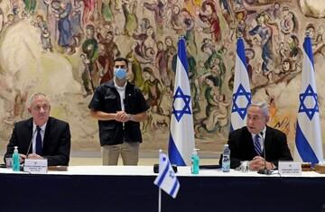 اعتراض گانتس به بیاعتنایی نتانیاهو به نشست کابینه