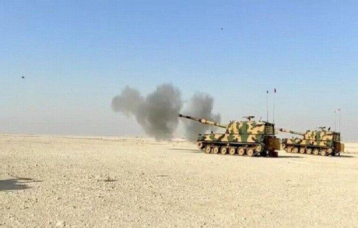 آغاز رزمایش نظامی مشترک قطر و ترکیه