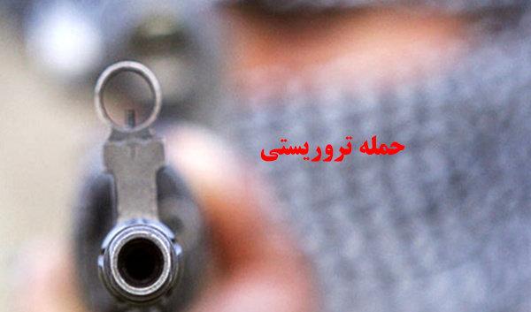 حمله مسلحانه به خودروی سپاه در سراوان /جزئیات