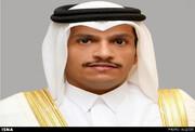وزیر خارجه قطر برای نخستین بار از سال ۲۰۱۷ به مصر رفت