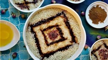 دستور پخت حلیم شیر؛ صبحانه ای مقوی و سالم + مواد لازم