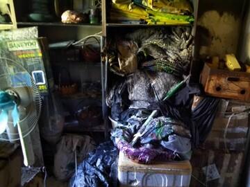شیرخوارگاه آمنه تهران دچار آتشسوزی شد